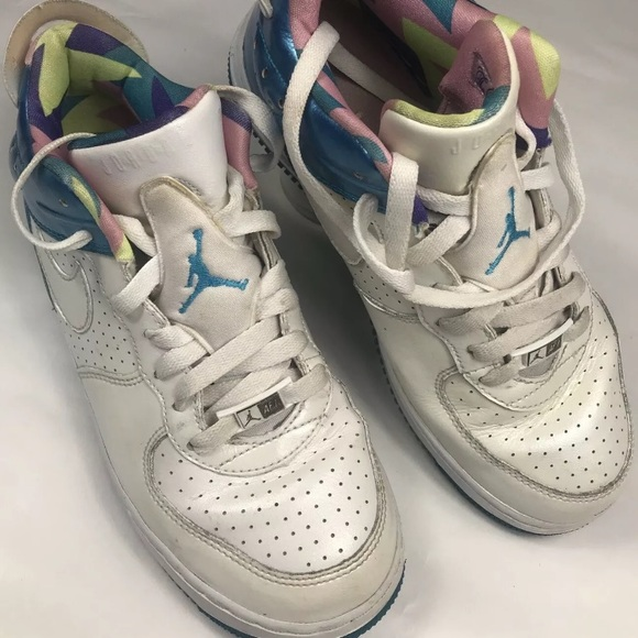 newest collection 88085 157aa AIR JORDAN AF-1 RETRO 6 GIRLS KIDS 5.5Y